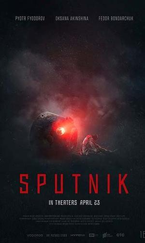 Capa filme Estranho Passageiro - Sputnik