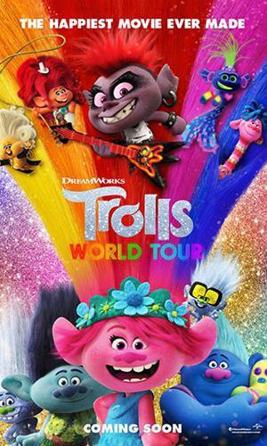 Capa filme Trolls 2