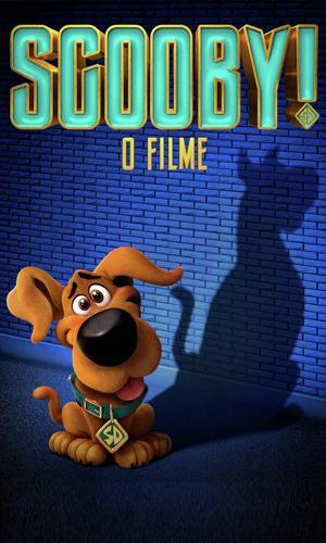 Capa filme Scooby! O filme