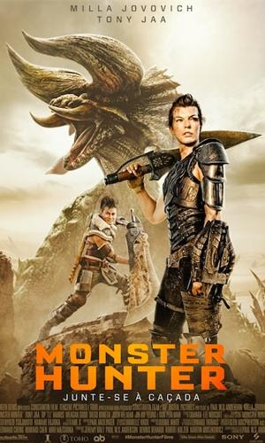 Capa filme Monster Hunter